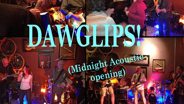 Dawglips (Midnight Acoustic opens) - 7-10p