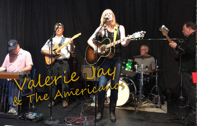 Valerie Jay and the Americanos - 7-10p