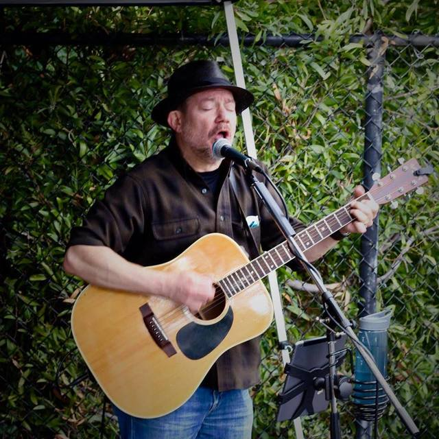 Acoustic Wednesday with Scotty O'Neill